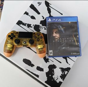 Brand new PS4 Pro 1TB Death Stranding Bundle for Sale in Trenton, NJ