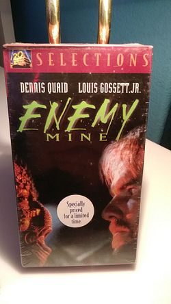 Enemy Mine VHS tape for Sale in Tracy,  CA