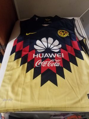 17/18 NIKE CLUB AMERICA HOME SLEEVLESS JERSEY for Sale in Montebello, CA