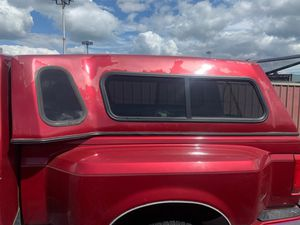 Truck bed top / Camper for Sale in Tacoma, WA