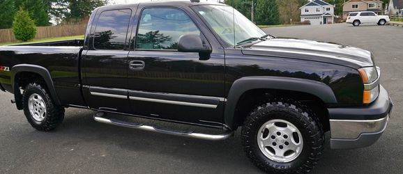 🚗* 2003 Chevrolet Silverado 1500 LT 4x4 4dr Extended Cab 6.5 ft. SB for Sale in New Jersey,  US