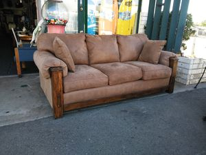 3 Seater Single Sofa Couch (7ft Length) for Sale in Escondido, CA