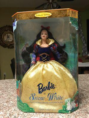 Snow White Barbie for Sale in Los Angeles, CA