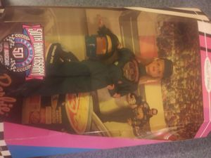 50th Anniversary Nascar Barbie signed by Richard Petty for Sale in Conway, SC