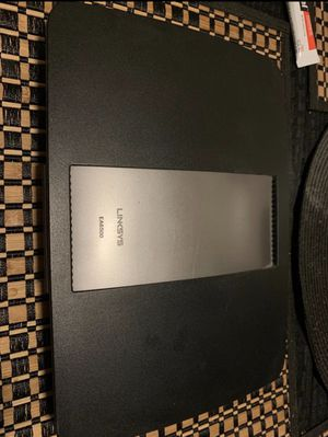 Linksys Smart WiFi EA6500 Router for Sale in Lakewood, CO