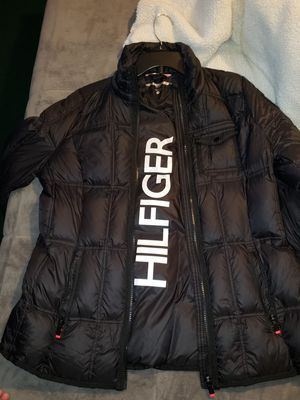 Tommy Women's Jacket - (Large) for Sale in Northlake, IL