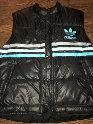 Black Adidas Puffer Vest XL for Sale in Washington, DC