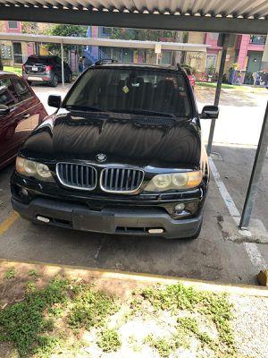 Vendo mi BMW X5 for Sale in Houston, TX