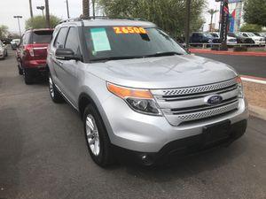 2015 Ford Explorer XLT for Sale in Phoenix, AZ