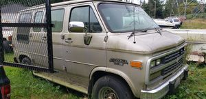 1993 Chevy Van camper style for Sale in Covington, WA