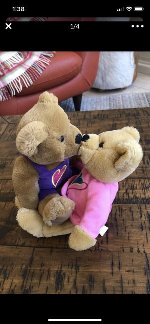 Kissing Magnetic teddy Bears for Sale in San Diego, CA