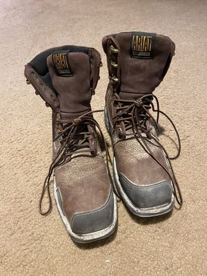 Ariat Composite Toe Work Boots Size 7D (medium) for Sale in Victorville, CA