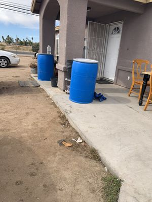 Tambos azules for Sale in Hesperia, CA