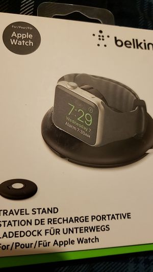 Apple Watch Charger Travel Stand Recharge for Sale in Manassas, VA