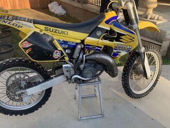 Suzuki Rm125 2stroke for Sale in Menifee,  CA