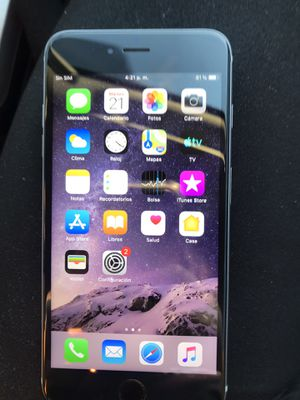 Iphone 6 plus for Sale in Fort Washington, MD