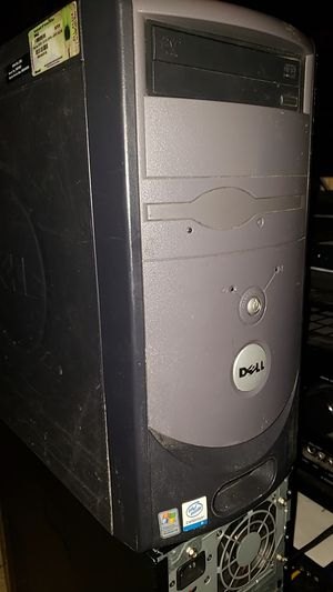 Old desktop computers, all work for Sale in Middle River, MD