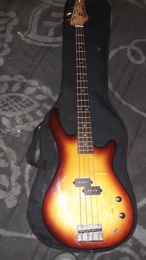 Samick bass for Sale in Albion, MI