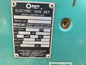Onan 4.0 bf genset for Sale in Winston-Salem, NC