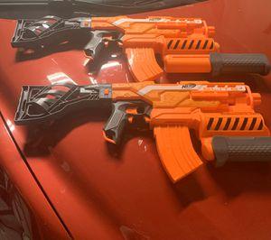 2 Nerf guns for Sale in Virginia Beach, VA
