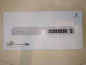 Unifi Switch 16 150W for Sale in Alexandria, VA