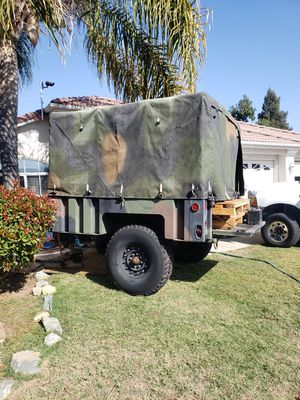 M1101A Tactical Military Cargo Trailer HOT!!!! DEAL for Sale in Fresno, CA