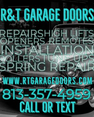 Garage Door Repair for Sale in Anna Maria, FL