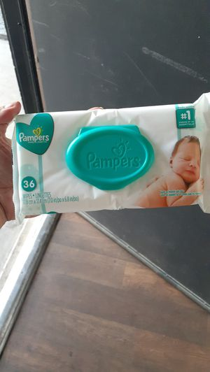 Pamper brand for Sale in Riverside, CA