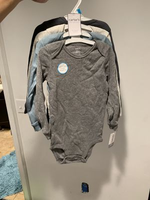 Baby Boy Clothes & Carter's Onsie for Sale in Folcroft, PA