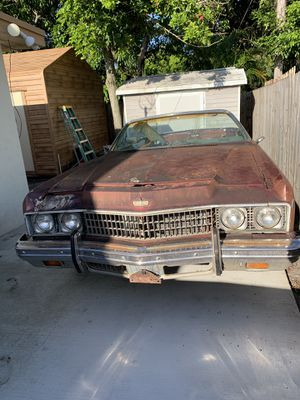 1973 Caprice Convertible Donk for Sale in North Miami, FL