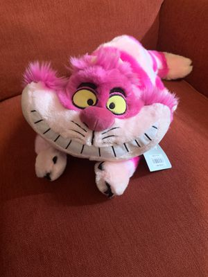 Disney's Cheshire Cat Plush 20'' for Sale in Los Angeles, CA