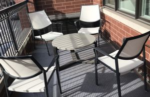 Crate & Barrel/ West Elm, Modern Outdoor Furniture Set for Sale in Chicago, IL