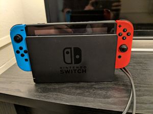 Nintendo Switch (Like New) for Sale in Las Cruces, NM