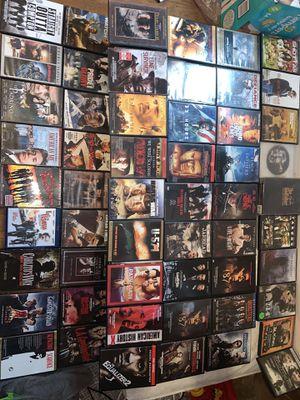 Dvd movie sale for Sale in Fresno, CA