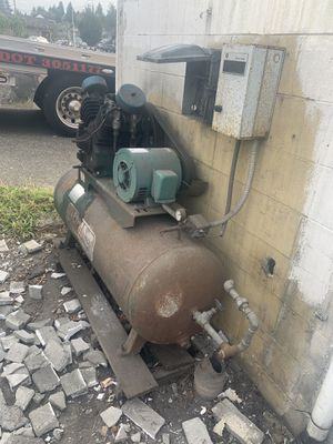 Air compressor for Sale in Everett, WA