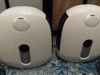COUPLE NEVER USED Homedics intertek humidifiers. They don't come with the box but they come with the plastic bag. for Sale in Queens,  NY