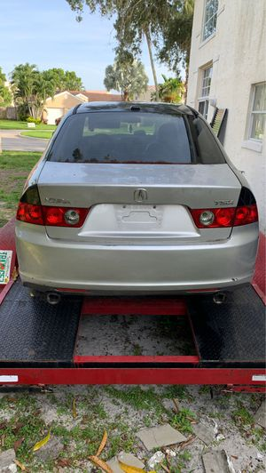 2008 Tsx Acura part out for Sale in Davie, FL