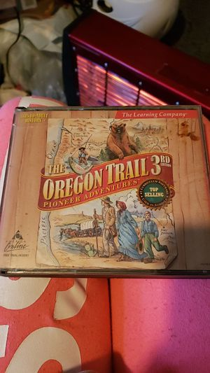The Oregon trail 3rd edition computer game! for Sale in Loudon, TN