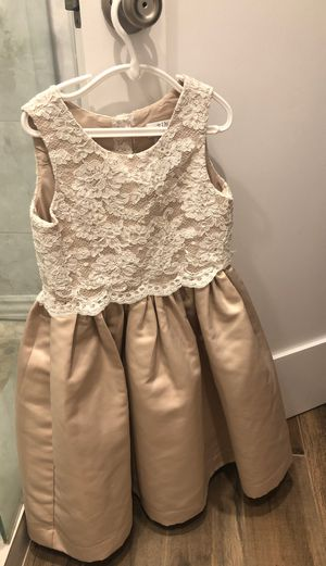 David's bridal flower girl dress for Sale in Long Beach, CA