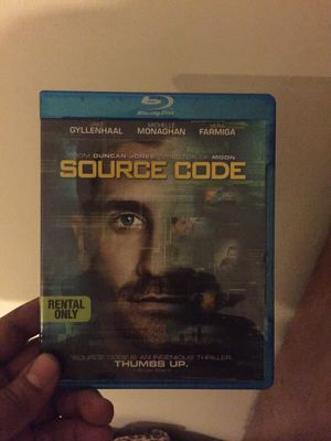 Source code blue ray DVD for Sale in Columbus, OH