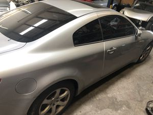 2003-2004 Infiniti G35 Coupe Parting out! for Sale in Apopka, FL