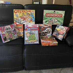 Board Games $15 each No missing pieces for Sale in Phoenix, AZ