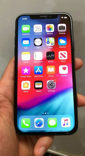 iPhone x for Sale in Lakewood, CA