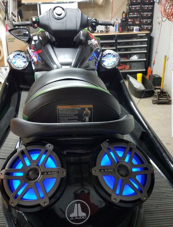 Could LCA's Deluxe Marine Audio Package be The Ultimate ...  Jet Ski Stereo Systems