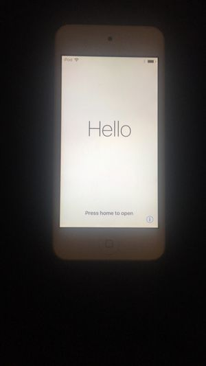 iPod Touch 6th Generation for Sale in Adelphi, MD