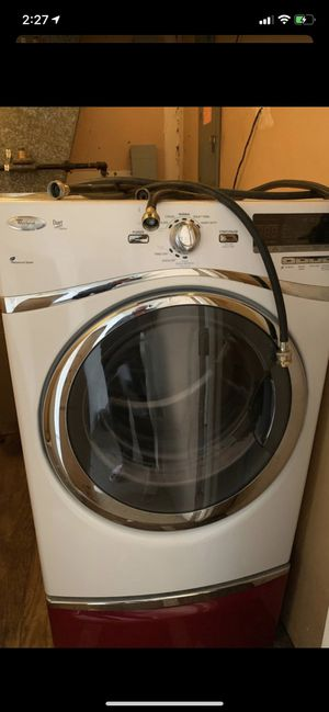 Whirlpool washer for Sale in Herndon, VA