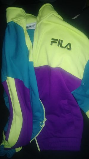 Fila fleece for Sale in Washington, DC