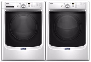 Maytag Front Load Washer & Dryer (Gas) $550 for Sale in Baltimore, MD