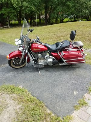 Harley Davidson Electra Glide Motorcycle. 1992 for Sale in Browns Mills, NJ