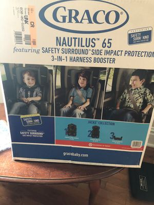 Graco Nautilus 65 3-1 Car seat for Sale in St. Louis, MO